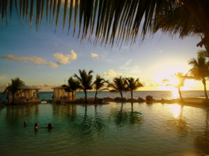 Atardecer en Tracadero, Sunset, Bayahibe, Beach, Dominican Republic