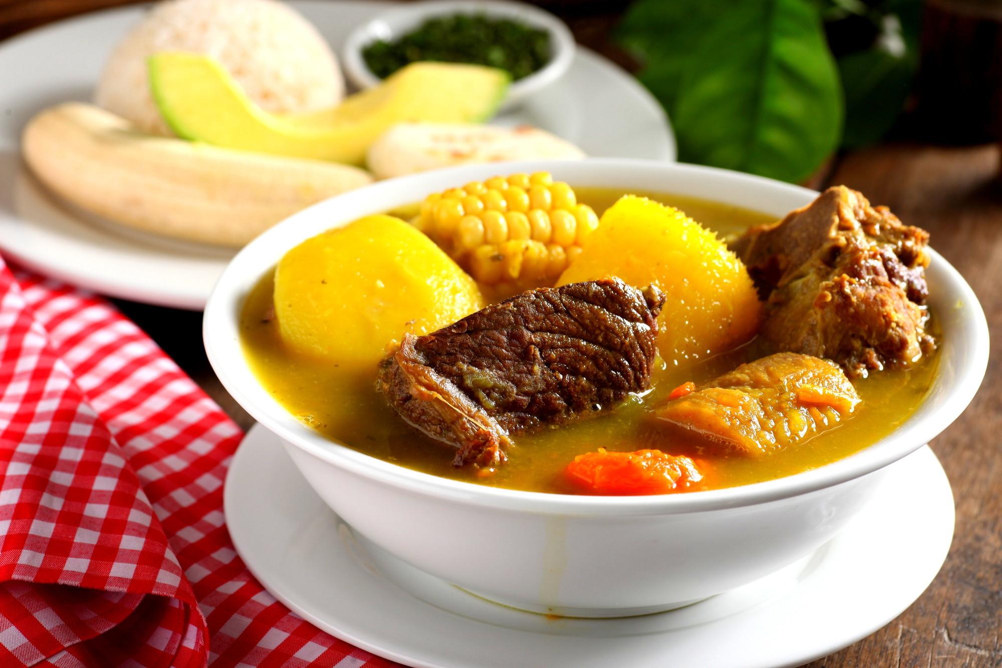 Los matices de la Cocina Dominicana