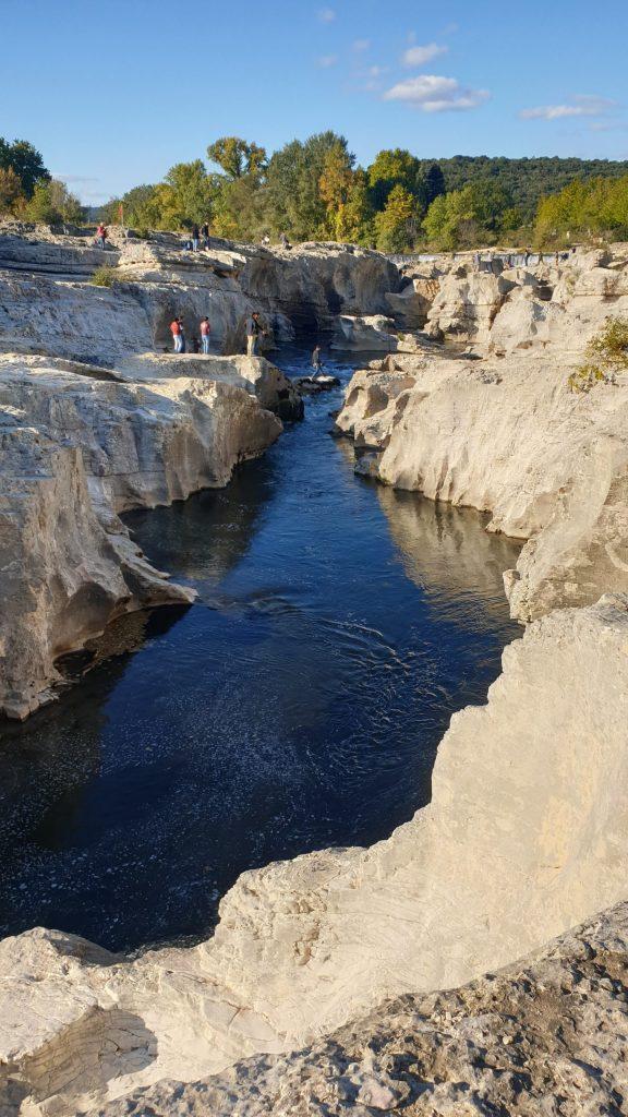 Cascades du Saudadet, Porvence Occitane
