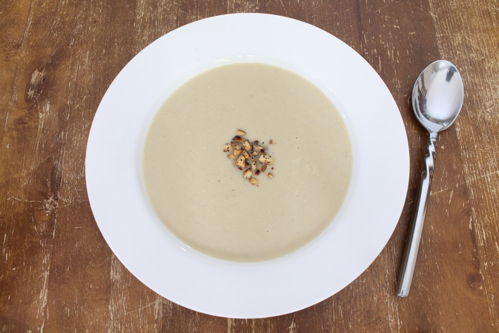 Instant Pot Celery and Cashewnut Soup