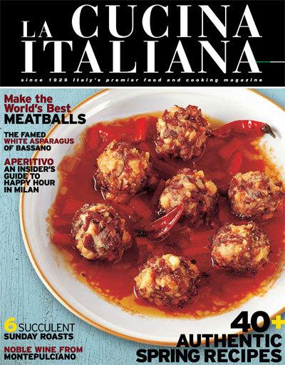 La Cucina Italiana  Italian Cuisine Magazine