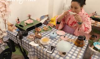 【DK Cuppa Tea】穿上日本浴衣,來個和風下午茶