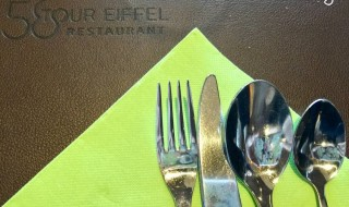 【法國比利時八天遊】 Day 6 – 鐵塔上吃午餐