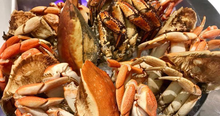 【Rosedale Hotel】$268任食麵包蟹兼送鮑魚