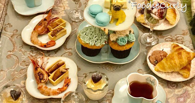 【DK Cuppa Tea】花系女孩的天堂