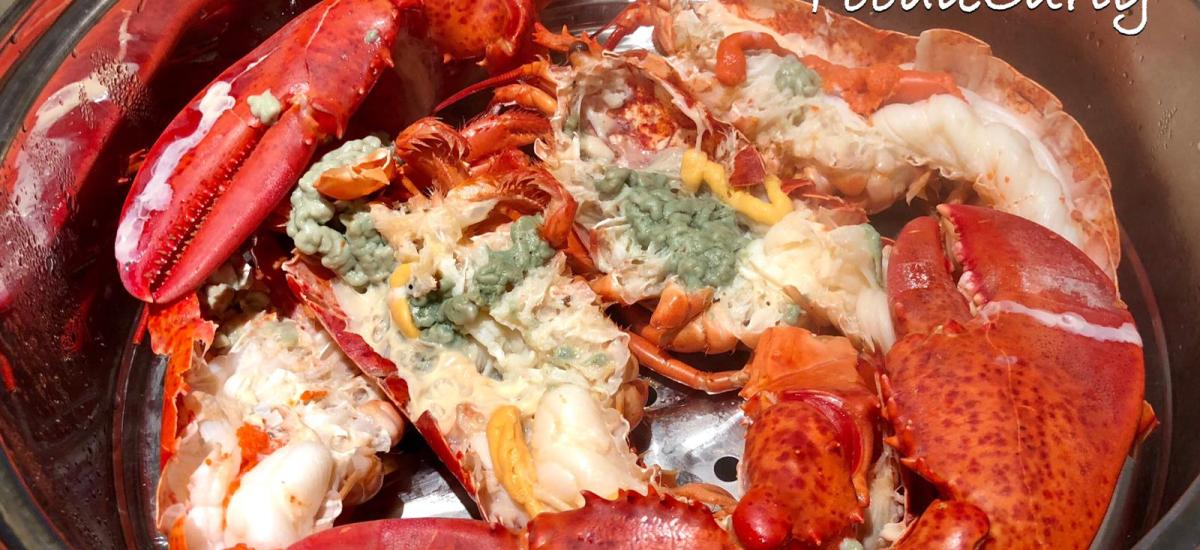 【帝景酒店】有龍蝦、有花膠 鮮味粥底蒸氣火鍋