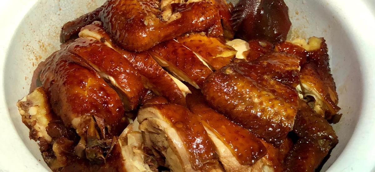 【南坊】必吃煙燻豉油雞