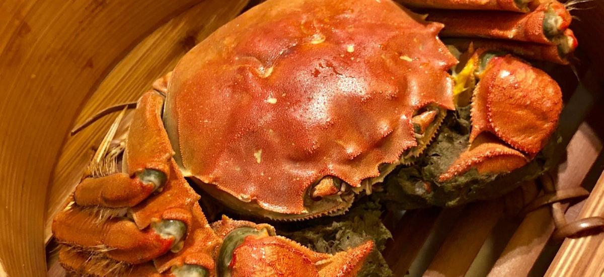 【龍苑】抵食!$458七道菜蟹粉餐