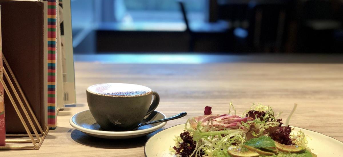 【Page Common】書香.咖啡香.麵包香