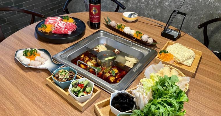【新辣道鮮魚鍋】「魚」意吉祥惹味魚鍋