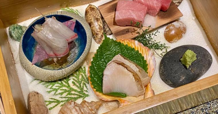 【夢】中環吃懷石料理 ☆ 送唯美喱士口罩