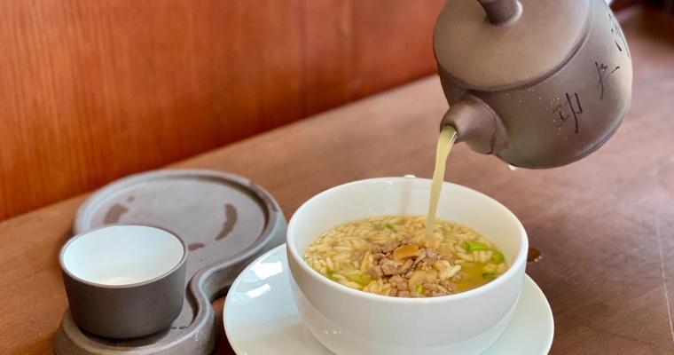 【凱悅軒】新推重口味客家菜 必吃「花膠黃酒煮雞」