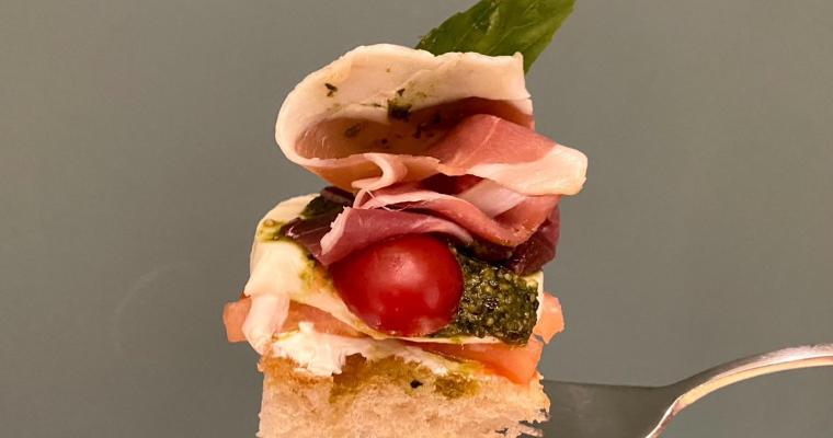 【Da Filippo Trattoria】最新推出意式下午茶  山巒峽谷作靈感