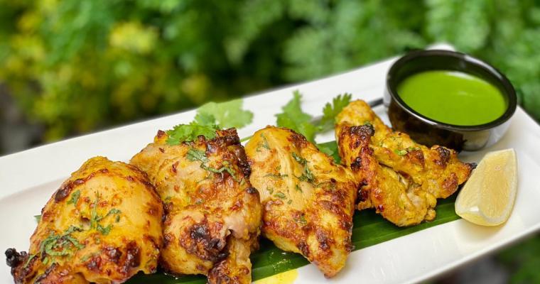 【Carat Fine Indian Cuisine】全港最大印度地中海餐廳  打卡度高!