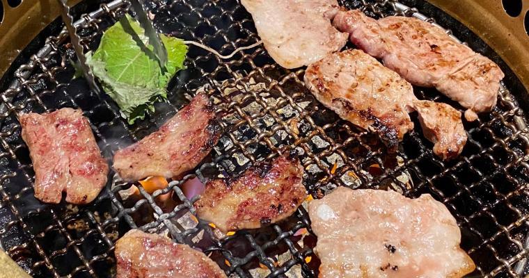 【燒肉牛蔵】每人百多元  吃優質美國雪花牛