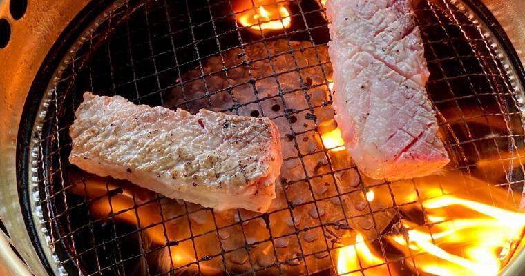 【金饍】抵食$268/兩位午市燒肉套餐  超靚九宮格前菜任食!