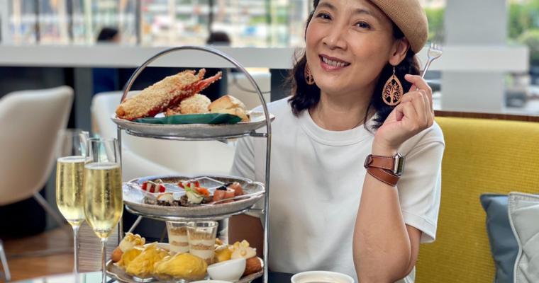【GREEN】第一次飲榴槤湯!任食Godiva雪糕!精彩絕倫「榴槤下午茶套餐」