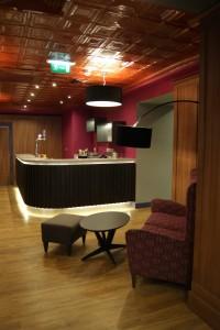 Park Inn 139 West George Street Glasgow Hotel eating