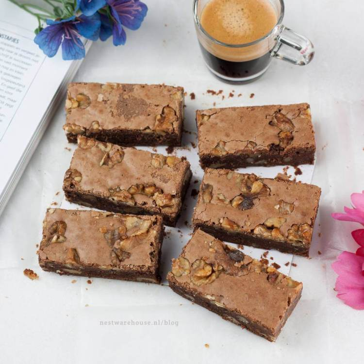 Food review: De smeuïge brownies van 'Brownies per post'