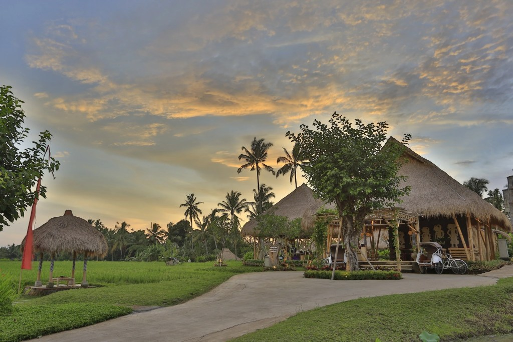 Hotel Review: Desa Visesa Ubud Bali
