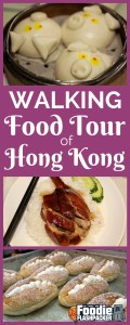 Easily the highlight of my time in Hong Kong was the walking food tour that I was invited to join. In this post I'll show you my favorites and even the one dish from the tour I didn't like.