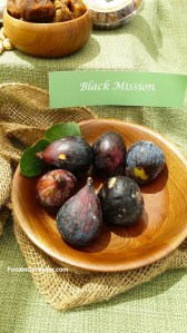 fresh black mission figs in bowl foodie gardener shirley bovshow