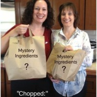 "A ""Chopped"" Party, The Home Version"