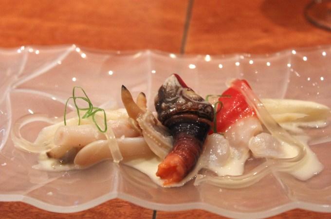 Goose barnacle at Koy Shunka
