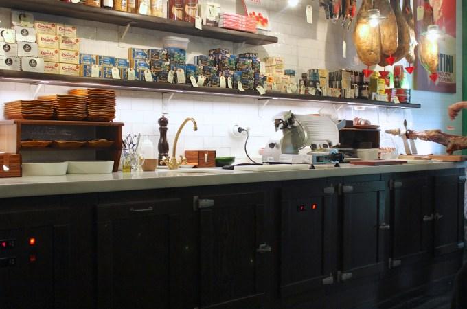 Bodega 1900 - cold counter