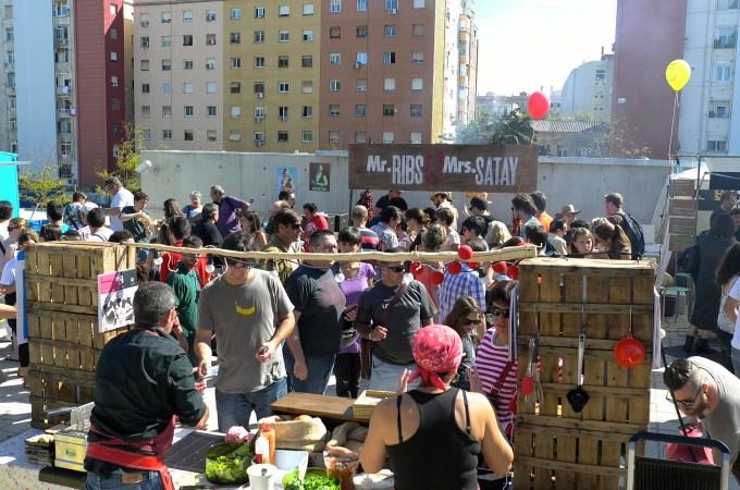 Eat Street, October