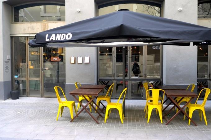 Lando in Sant Antoni