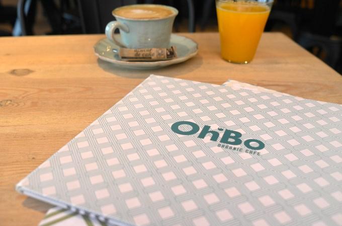 Oh Bo - organic restaurant Barcelona