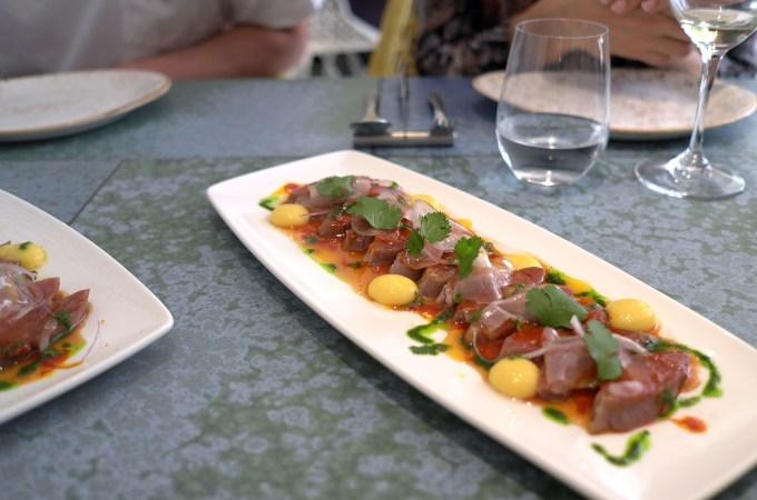"""Iberian pork tenderloin """"Pibil"""""""