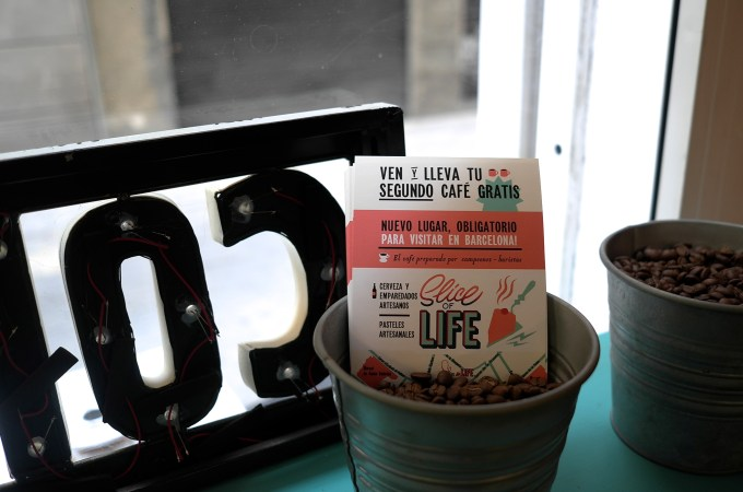 A Slice of Life - coffee