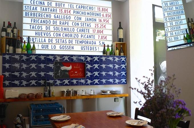 Bar Canete