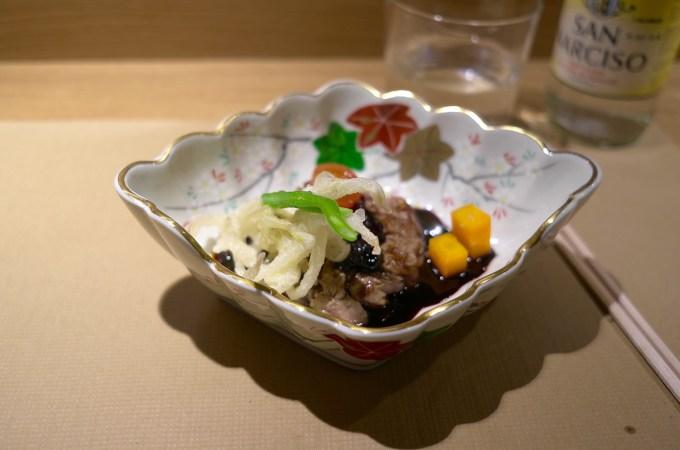 Beef in Teriyaki sauce