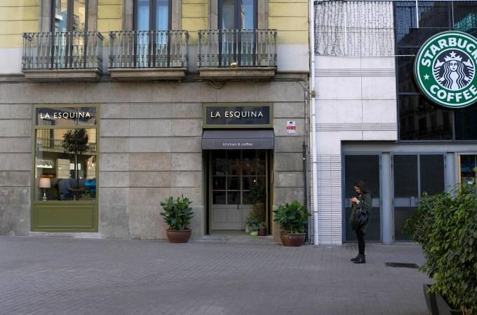 La Esquina facade