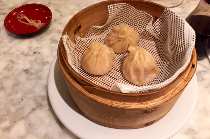 Shoronpo dumplings