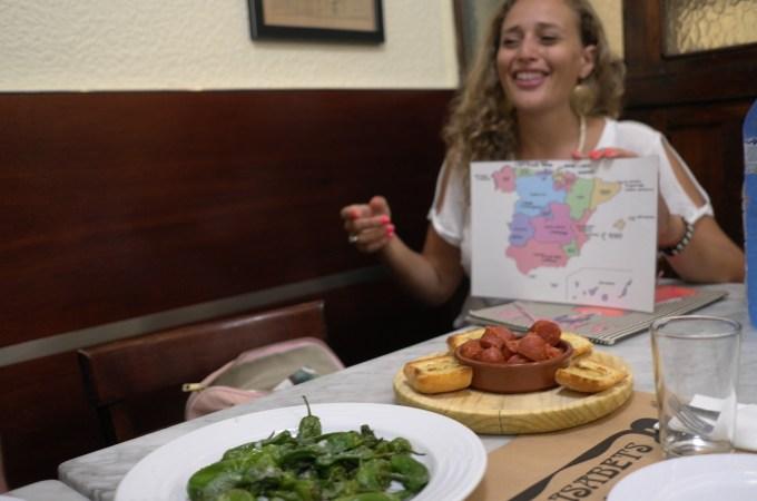 Geographic context on Wanderbeak Food Tour