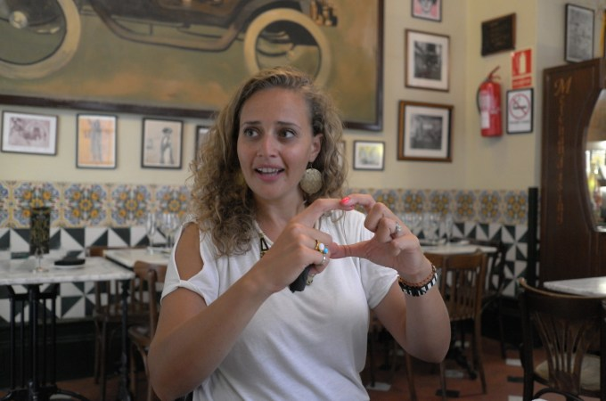 Marwa of Wanderbeak food tours