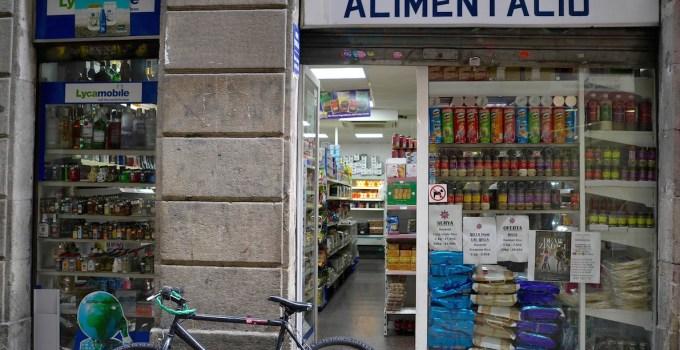 J.K. Asian Supermarket, El Raval