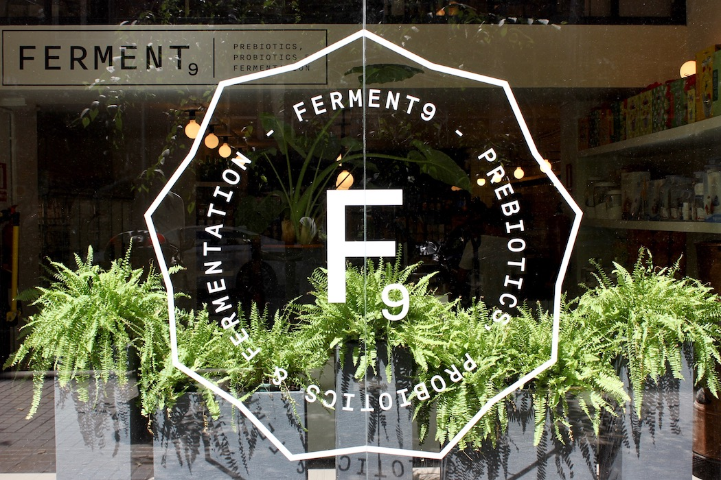 Ferment 9 logo