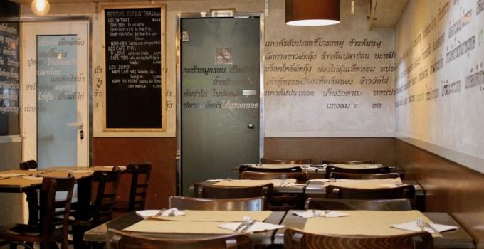 Lam Street, Thai Food, Eixample
