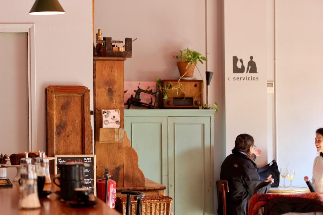 En Aparte French Cafe Barcelona