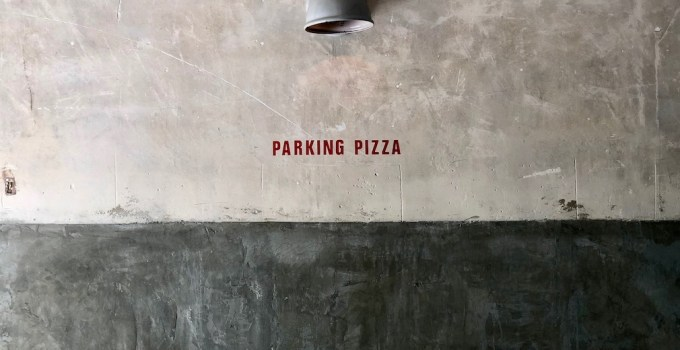Parking Pizza (2), Passeig San Joan