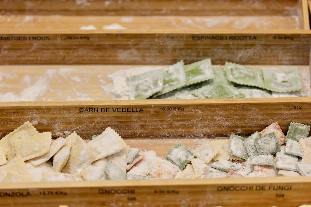 Stuffed pasta La Castafiore Delicatessen