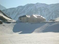 Hospice at Great Saint Bernard Pass