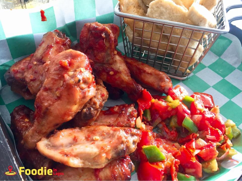 Best Chicken Wings Lagos Spicy Chicken Wings