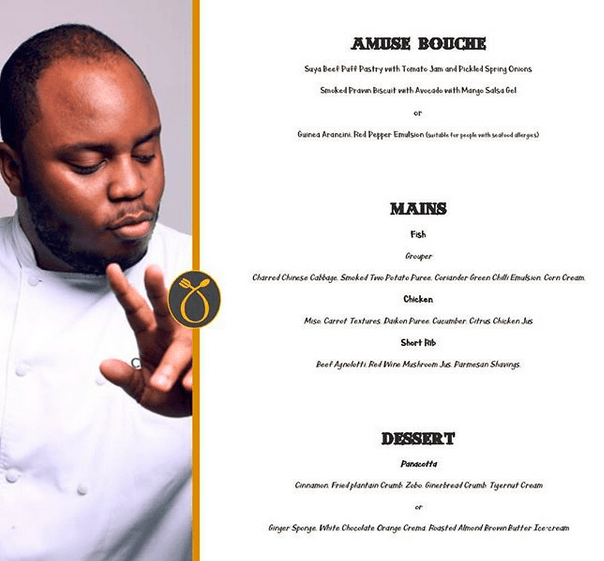 Sabor Lagos with Chef Fregz
