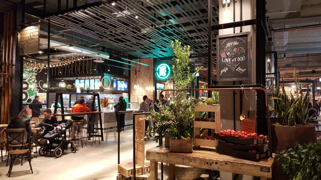 Westfield Marion S Brand New Food Hall Foodie Ling